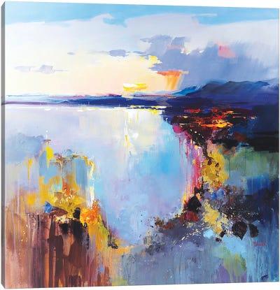 Breathe The Spring Canvas Art Print