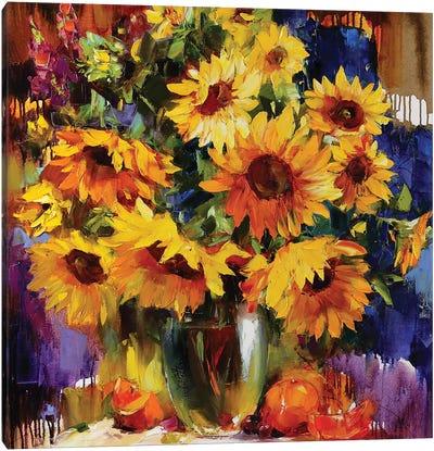 Vincent Evolution Canvas Art Print