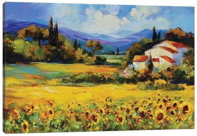 La Belle De Jour Canvas Art Print