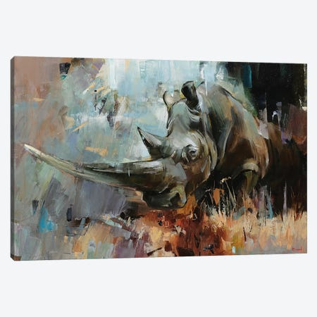Singleton Canvas Print #TAY140} by Tatyana Yabloed Canvas Artwork
