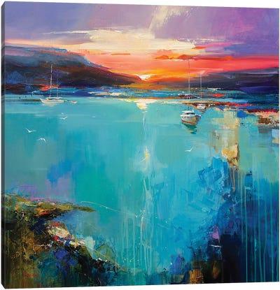 Legend Of Water Canvas Art Print
