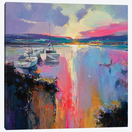 My Paradise Canvas Print #TAY142} by Tatyana Yabloed Canvas Artwork