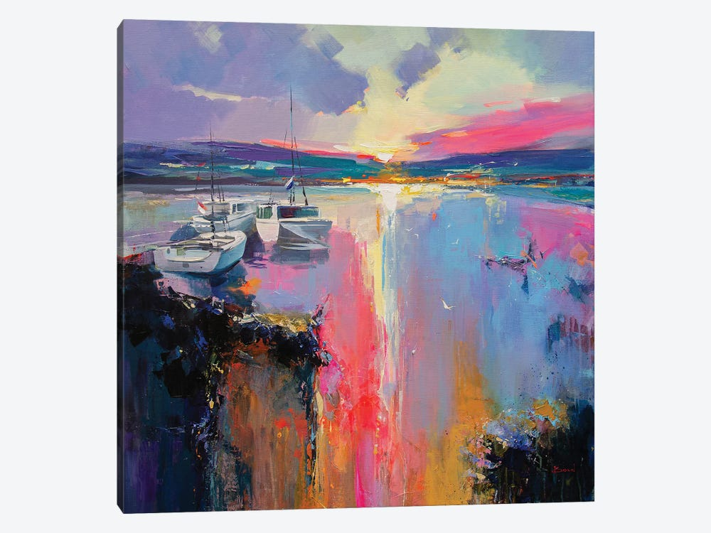 My Paradise by Tatyana Yabloed 1-piece Canvas Art Print