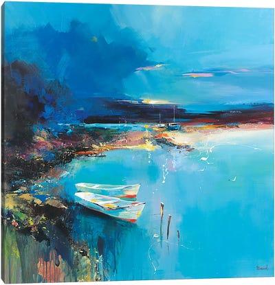 D'Amour Eau Canvas Art Print