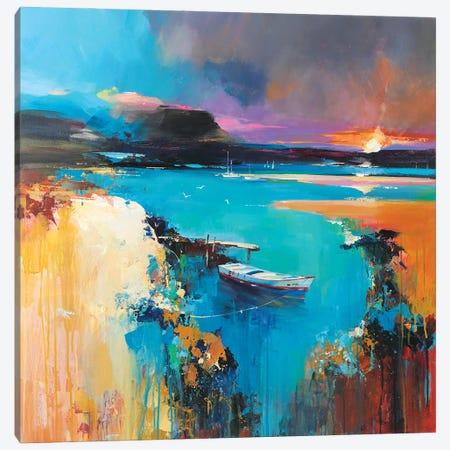 Deep Water Canvas Print #TAY145} by Tatyana Yabloed Canvas Art Print