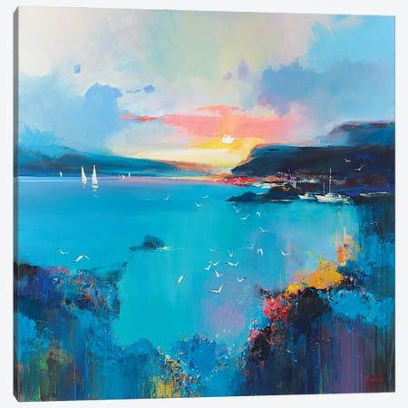 Pure Canvas Print #TAY150} by Tatyana Yabloed Art Print