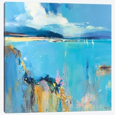 The Summer Source Canvas Print #TAY154} by Tatyana Yabloed Canvas Artwork