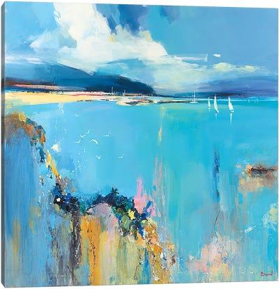 The Summer Source Canvas Art Print