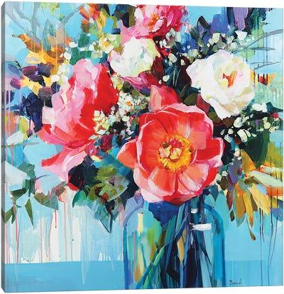 Belle Love Canvas Art Print