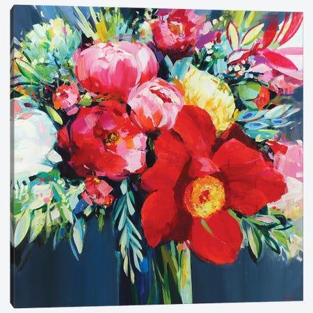 Fiori Canvas Print #TAY157} by Tatyana Yabloed Canvas Art