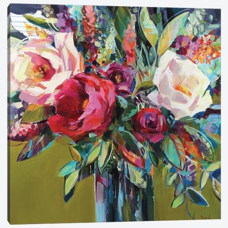 In love Canvas Print #TAY158} by Tatyana Yabloed Canvas Art Print