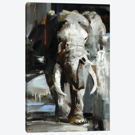 The Braveheart Canvas Print #TAY15} by Tatyana Yabloed Canvas Art Print