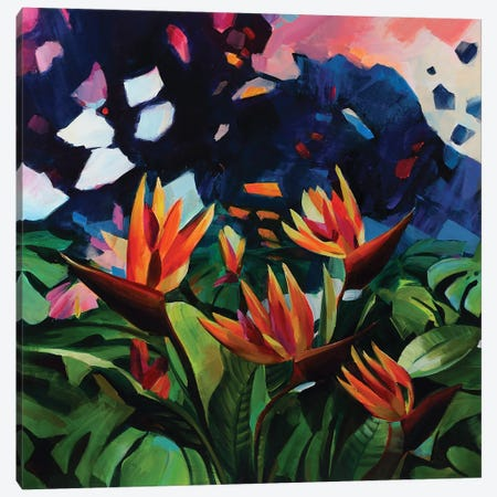 Unknown World Ii Canvas Print #TAY160} by Tatyana Yabloed Canvas Art