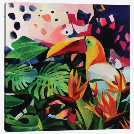 Unknown World III Canvas Print #TAY161} by Tatyana Yabloed Canvas Art