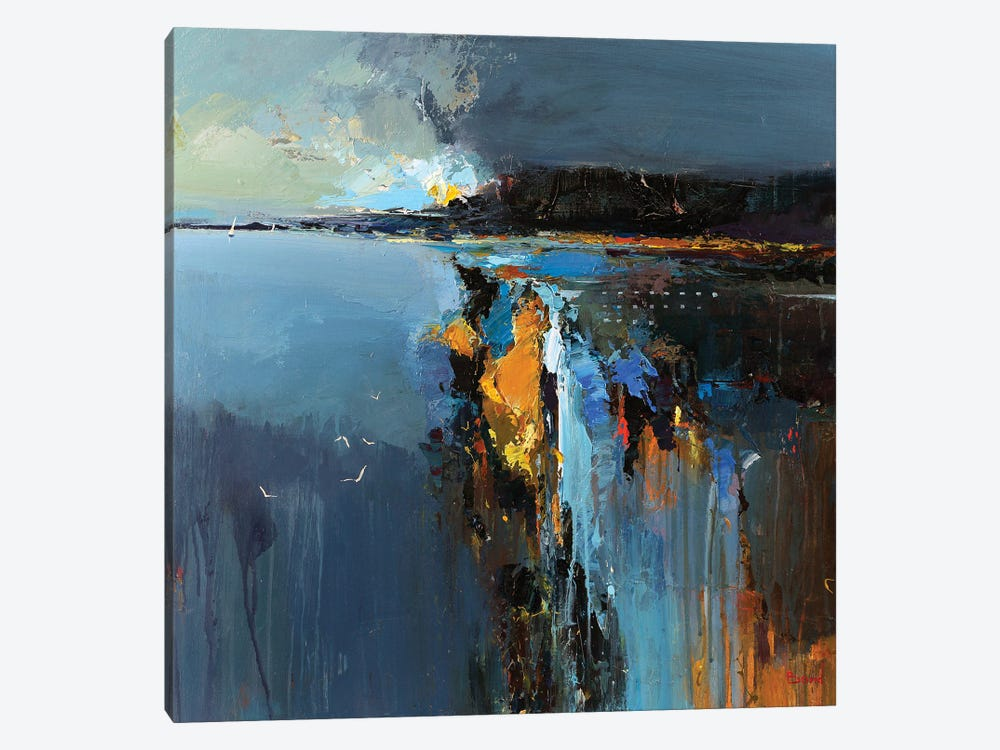 The Perfect Place by Tatyana Yabloed 1-piece Canvas Print