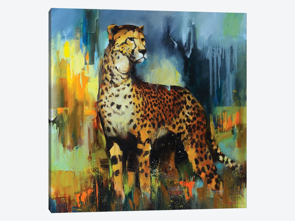 The Break Free by Tatyana Yabloed 1-piece Canvas Art