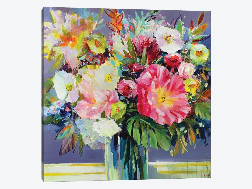 Exciting Charm by Tatyana Yabloed 1-piece Canvas Art Print