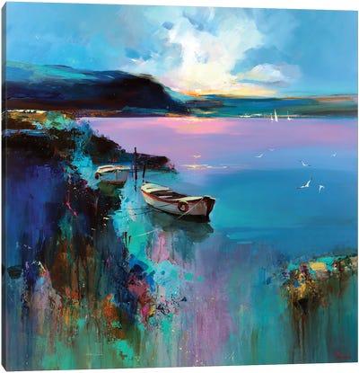 Enveloping Canvas Art Print
