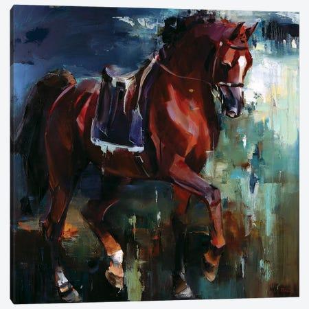 Inversion Canvas Print #TAY178} by Tatyana Yabloed Canvas Print
