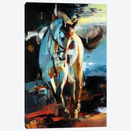 Purebred Canvas Print #TAY180} by Tatyana Yabloed Canvas Wall Art