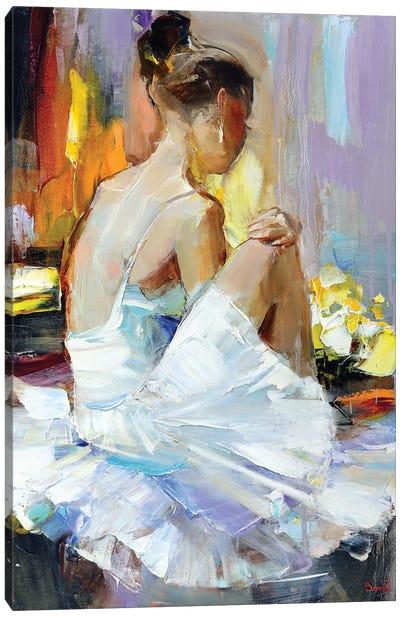 Eternity Love Canvas Art Print
