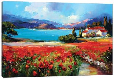 Love Of My Life Canvas Art Print