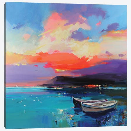 The Perfect Moment Canvas Print #TAY196} by Tatyana Yabloed Canvas Artwork