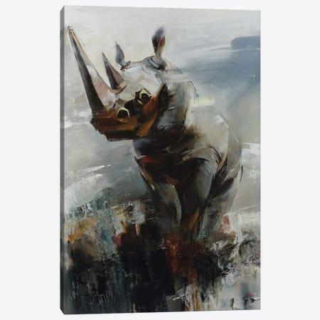Strong Canvas Print #TAY203} by Tatyana Yabloed Canvas Print