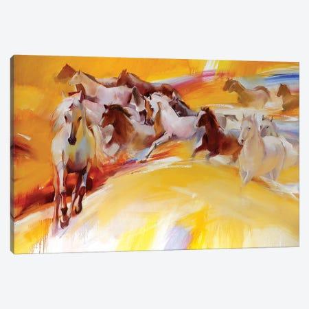 The Morning Dreams Canvas Print #TAY30} by Tatyana Yabloed Canvas Wall Art