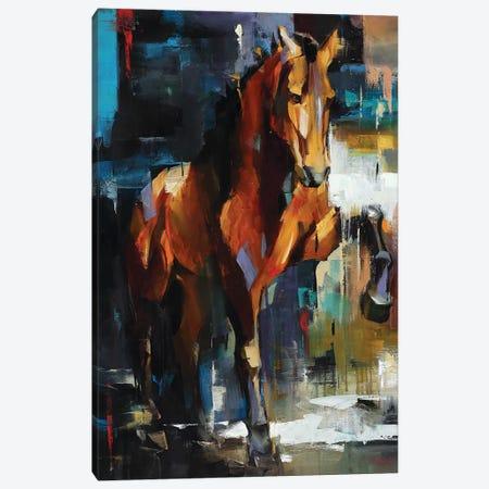 The Solo Canvas Print #TAY35} by Tatyana Yabloed Canvas Art Print