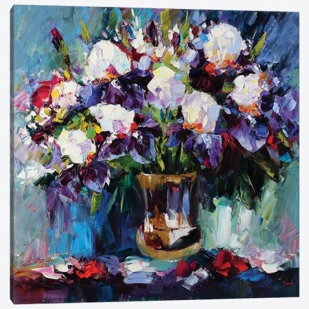The Sunrise Canvas Print #TAY41} by Tatyana Yabloed Canvas Art Print