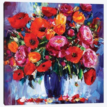 The Sweet Light Canvas Print #TAY42} by Tatyana Yabloed Canvas Art Print