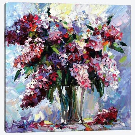 Your Love Canvas Print #TAY47} by Tatyana Yabloed Canvas Art