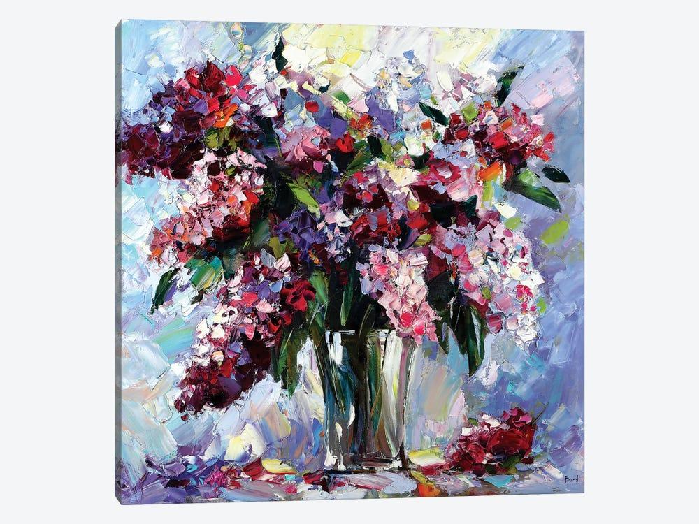 Your Love by Tatyana Yabloed 1-piece Canvas Art