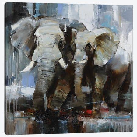 After The Rain Canvas Print #TAY53} by Tatyana Yabloed Canvas Art