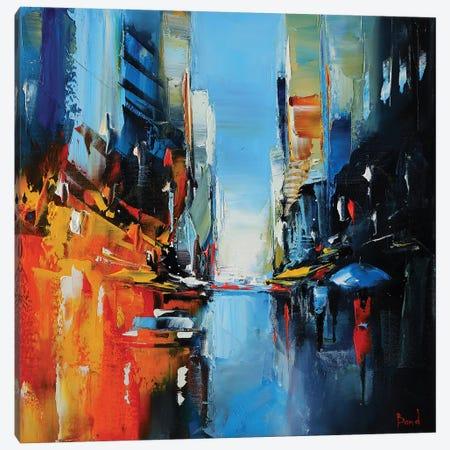 Girls Like You Canvas Print #TAY58} by Tatyana Yabloed Canvas Artwork