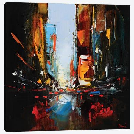 Leave A Light On Canvas Print #TAY62} by Tatyana Yabloed Canvas Art Print