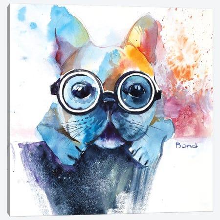 Focus On Me Canvas Print #TAY6} by Tatyana Yabloed Canvas Print