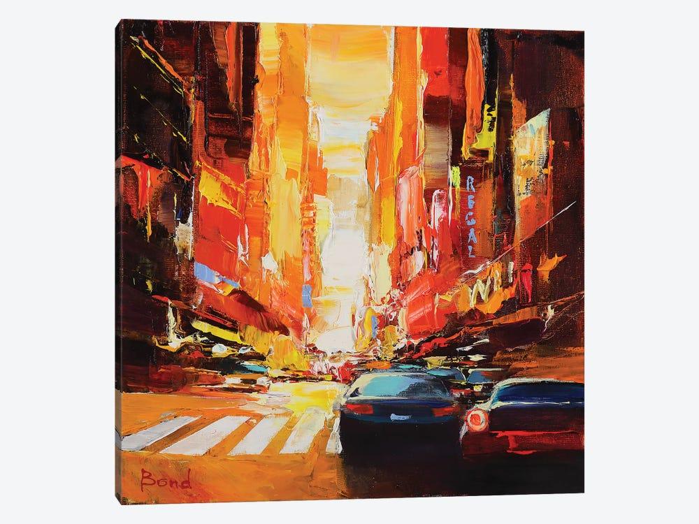 The Beautiful Sunset by Tatyana Yabloed 1-piece Canvas Wall Art