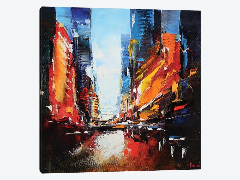 The Happy Now by Tatyana Yabloed 1-piece Canvas Art Print
