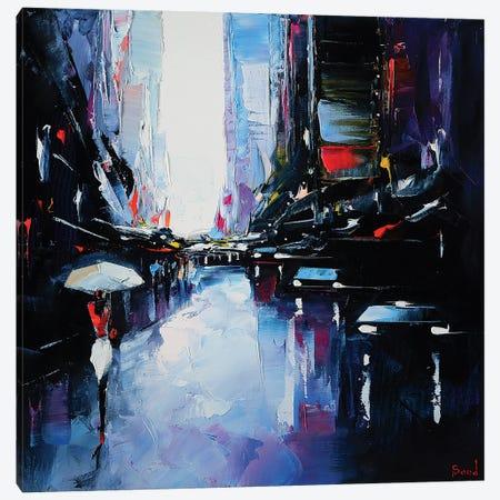 The Strangers Canvas Print #TAY83} by Tatyana Yabloed Art Print