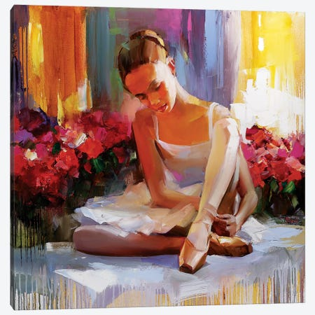 A Star is Born 3-Piece Canvas #TAY87} by Tatyana Yabloed Canvas Art