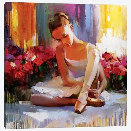 A Star is Born Canvas Print #TAY87} by Tatyana Yabloed Canvas Art