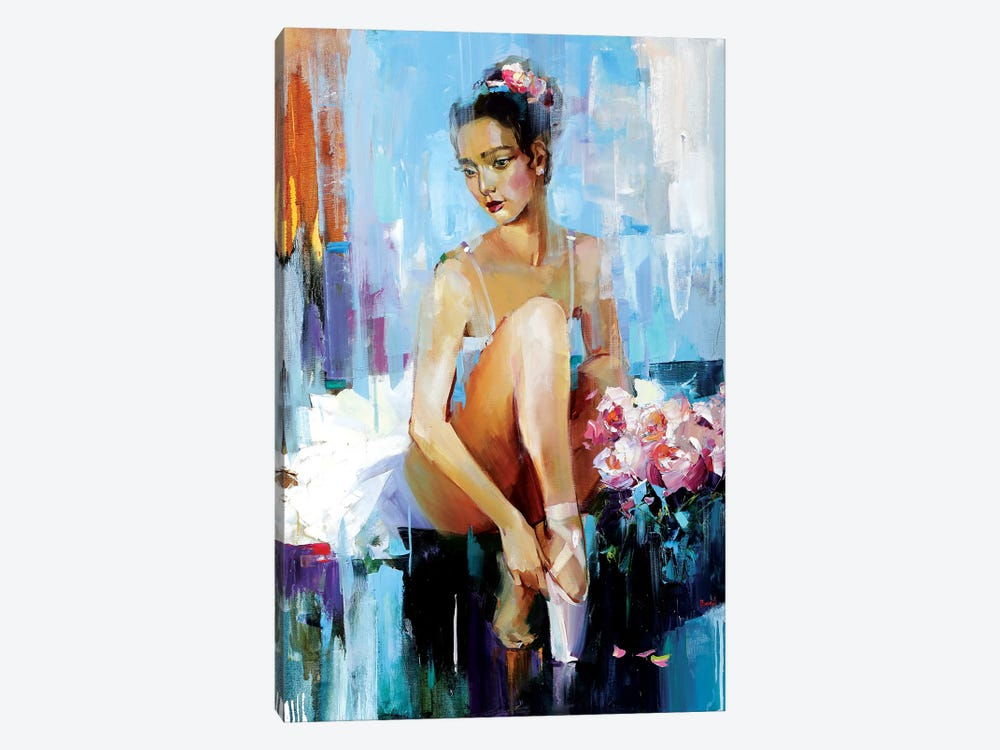 Angel Wings by Tatyana Yabloed 1-piece Canvas Art Print