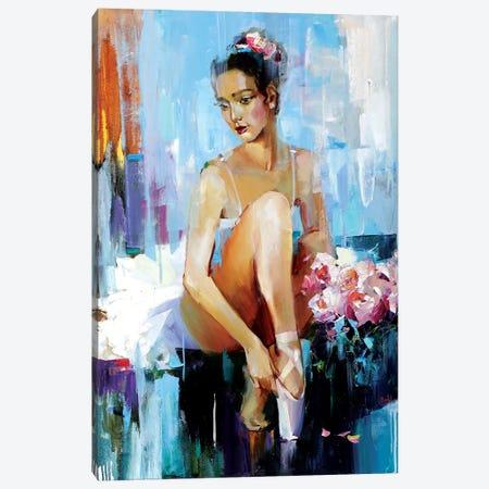 Angel Wings 3-Piece Canvas #TAY88} by Tatyana Yabloed Canvas Art Print