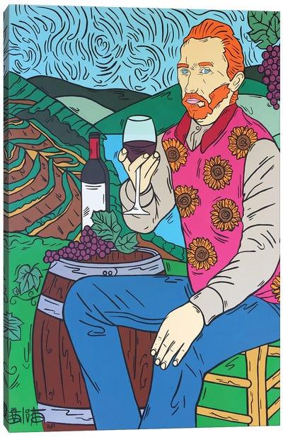 Van Douro Canvas Art Print