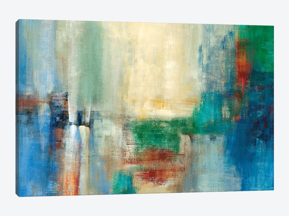 Color Field by Theo Beck 1-piece Canvas Artwork