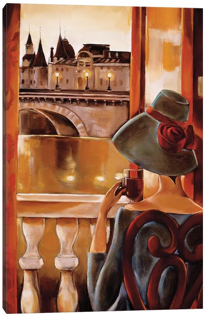 Room With A View I Canvas Art Print