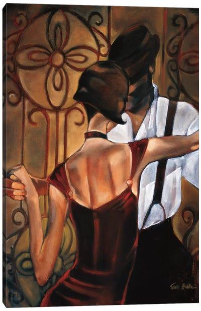 Evening Tango Canvas Art Print