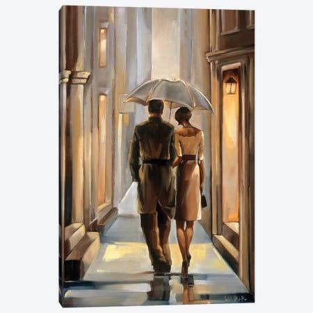 Reflections I Canvas Print #TBI6} by Trish Biddle Canvas Print